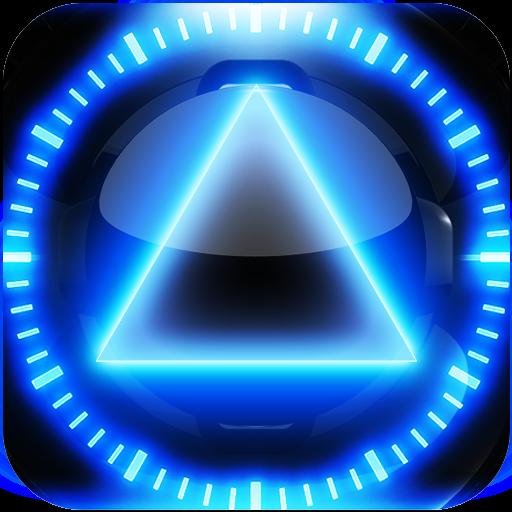 New Version Of 3D Glow Magic Clock Widget Apk Download