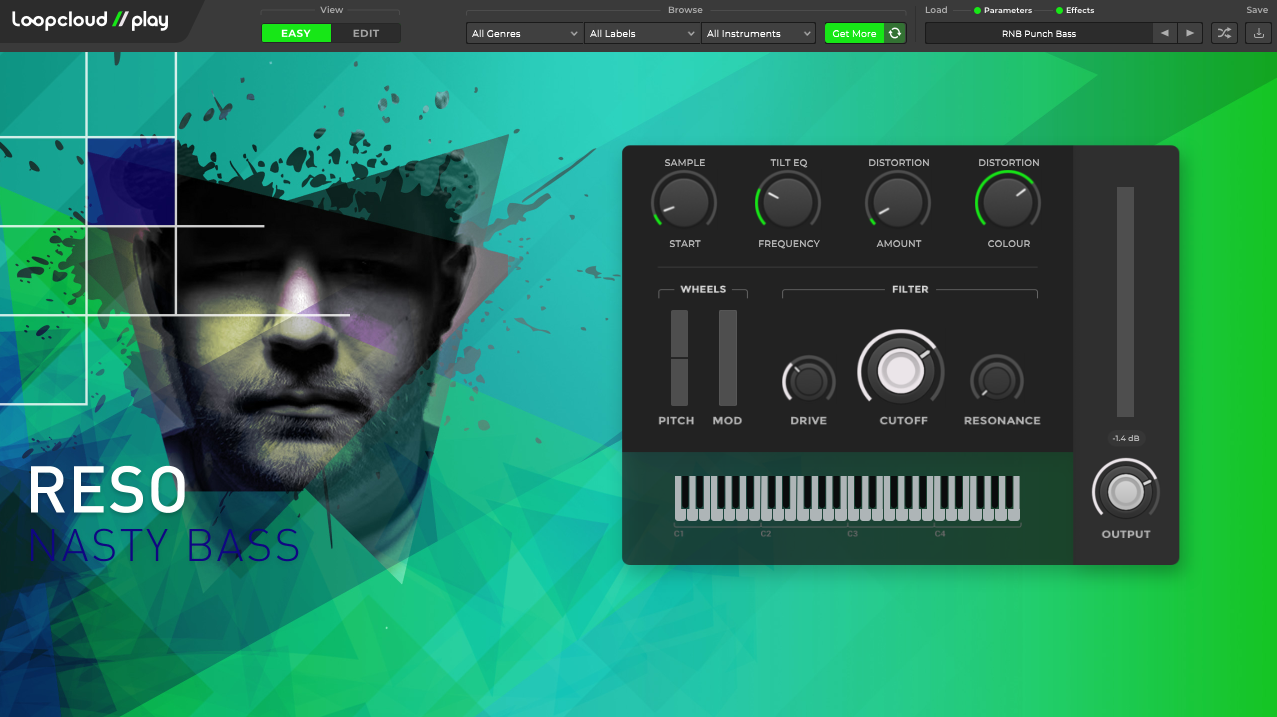 loopcloud play sampler instrument