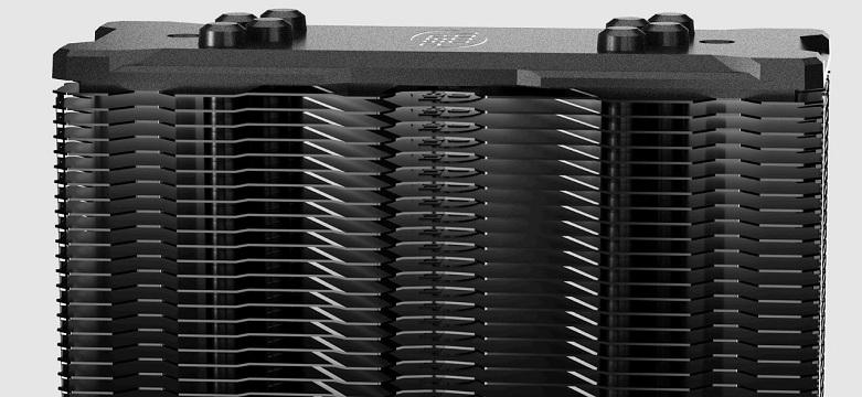 Quạt CPU Deepcool Gammaxx GTE V2 Black | Vây tản nhiệt được bố trí hợp lý