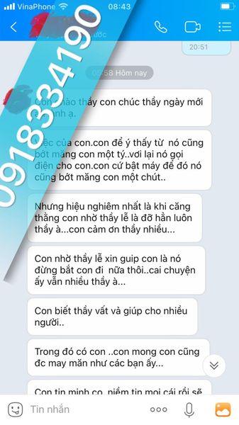 Lưu ý khi tìm thầy bùa Tuyên Quang