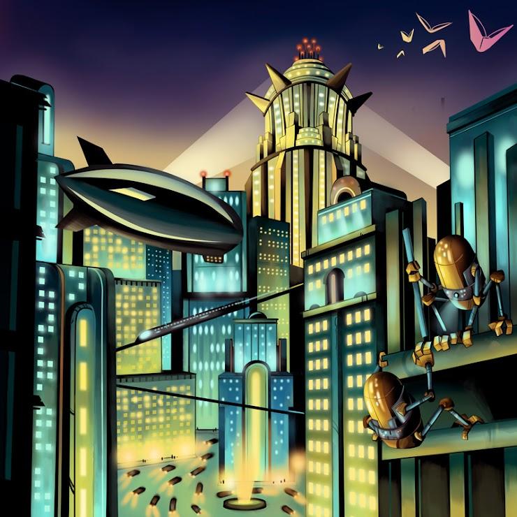DURADA DE LA PARTIDA: 1.30 - 2 h.  NÚMERO DE JUGADORS: 5  EDAD MÍNIMA DELS JUGADORS: 12+  SINOPSI DE LA PARTIDA:  Basado en la película de Fritz Lang, Metrópolis nos muestra un mundo futuro con una fuerte separación de clases sociales, en el que los trabajadores viven arracimados bajo tierra y los empresarios en una espléndida ciudad de la superficie llamada Metrópolis. En esta partida, un grupo de trabajadores deberá proteger una imprenta secreta desde la que se están emitiendo panfletos contra el gobierno.