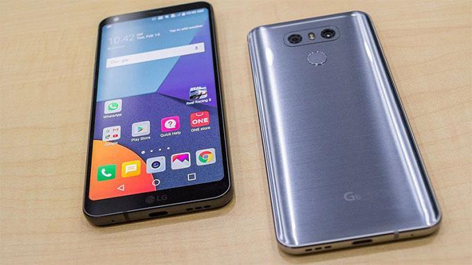 Cùng Androidgiare.vn đánh giá LG G6 xách tay giá rẻ có nên mua?