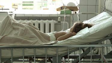 В Запорожье за свою жизнь борется 6-летняя Лиза,  получившая ранение в зоне АТО