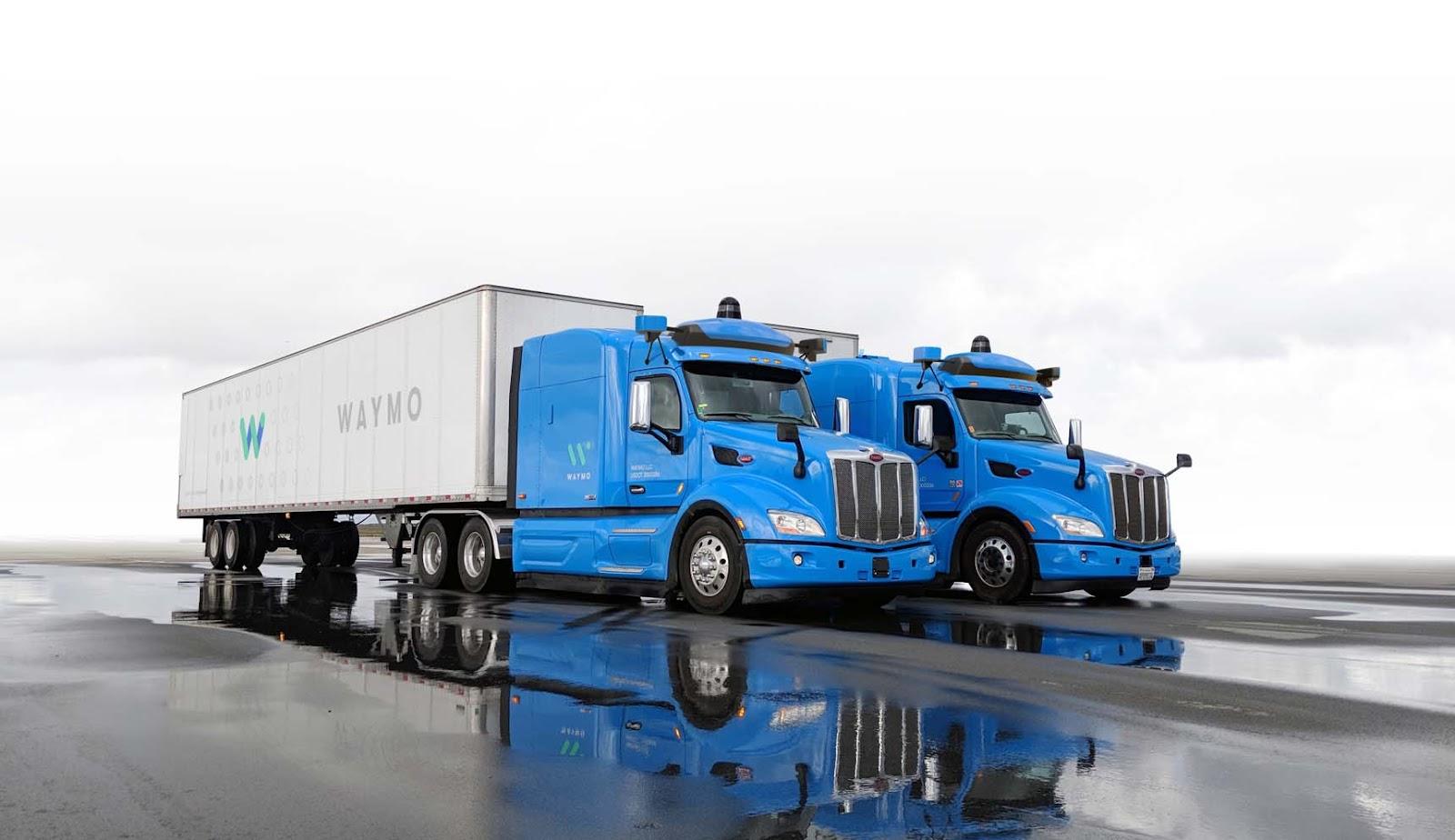 camiones waymo