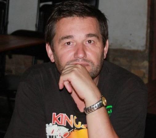 Юрий Шевчук. Фото: из личного архива