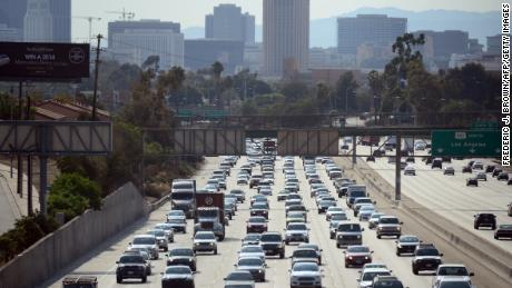 Mapping Los Angeles' notorious traffic problem - CNN