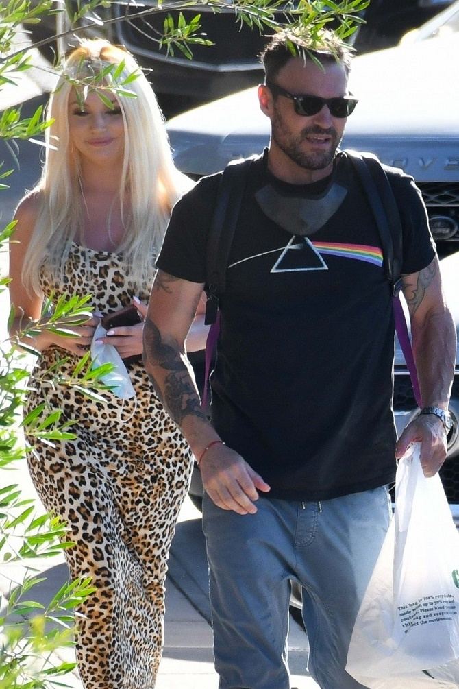 Courtney Stodden Brian Austin Green