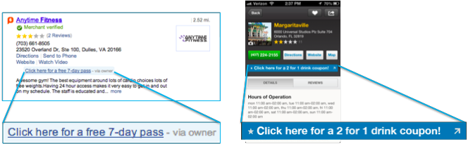 how to make a clickable link lioden