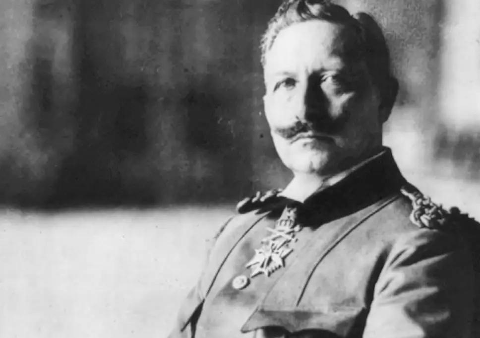 Kaiser Wilhelm II - WWI, Abdication & Death - HISTORY
