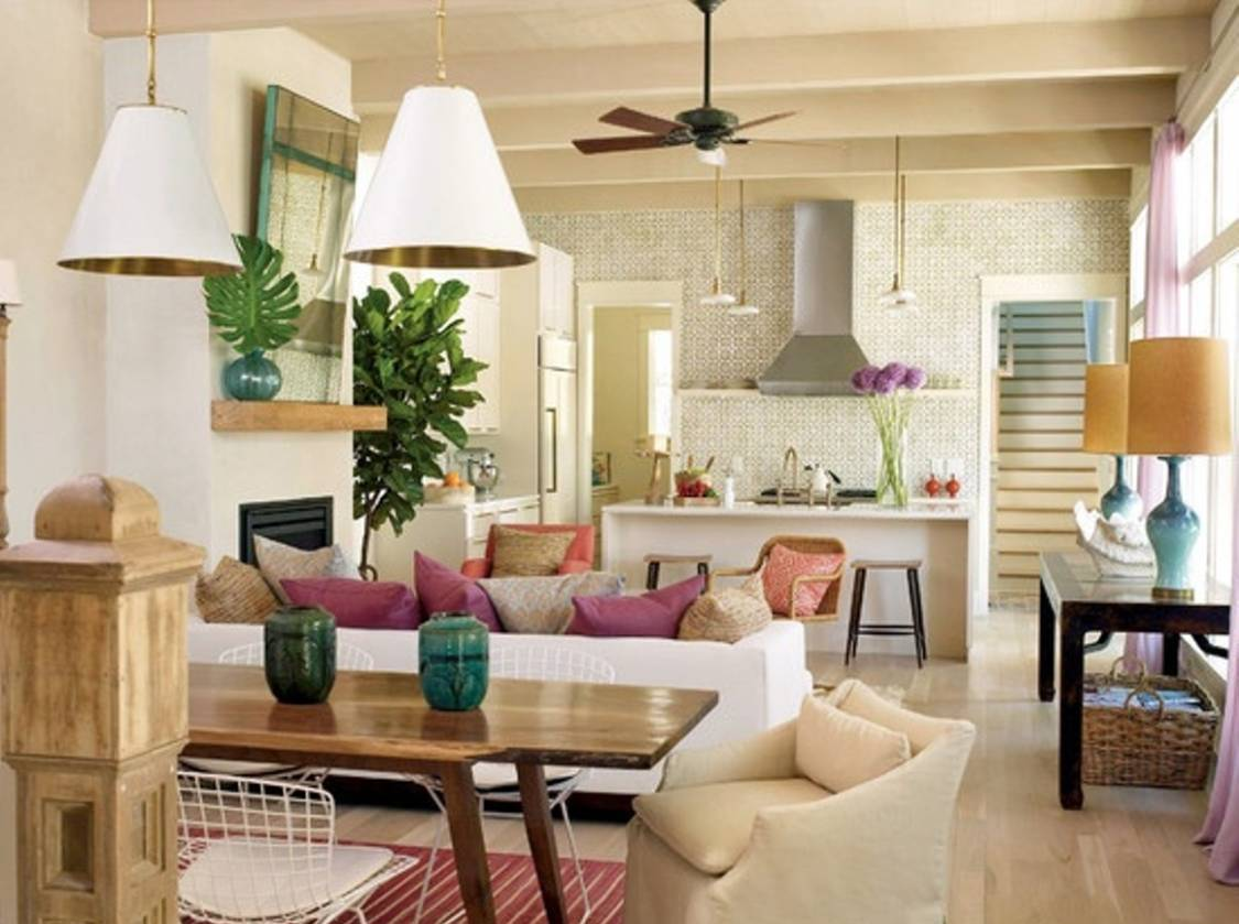 Feng shui apartment attract welfare to our home