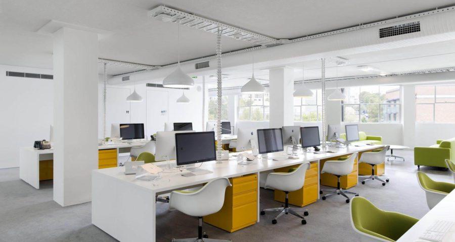Mua nội thất văn phòng hiện đại, tiện nghi