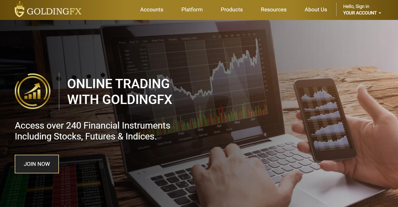 Отзывы о GoldingFX: чего стоит ожидать от брокера? реальные отзывы