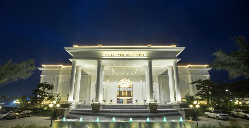 trung tâm hội nghị FLC Hạ Long