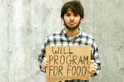 Need food