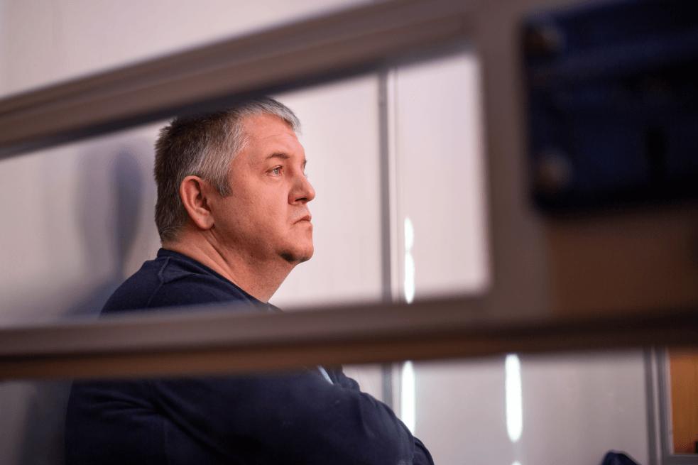 Звинувачений у викраденні активістів Вербицького та Луценка Олександр Волков