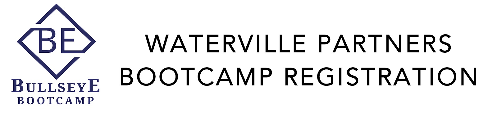 Thank you for your interest in Waterville Partners BootCamps!