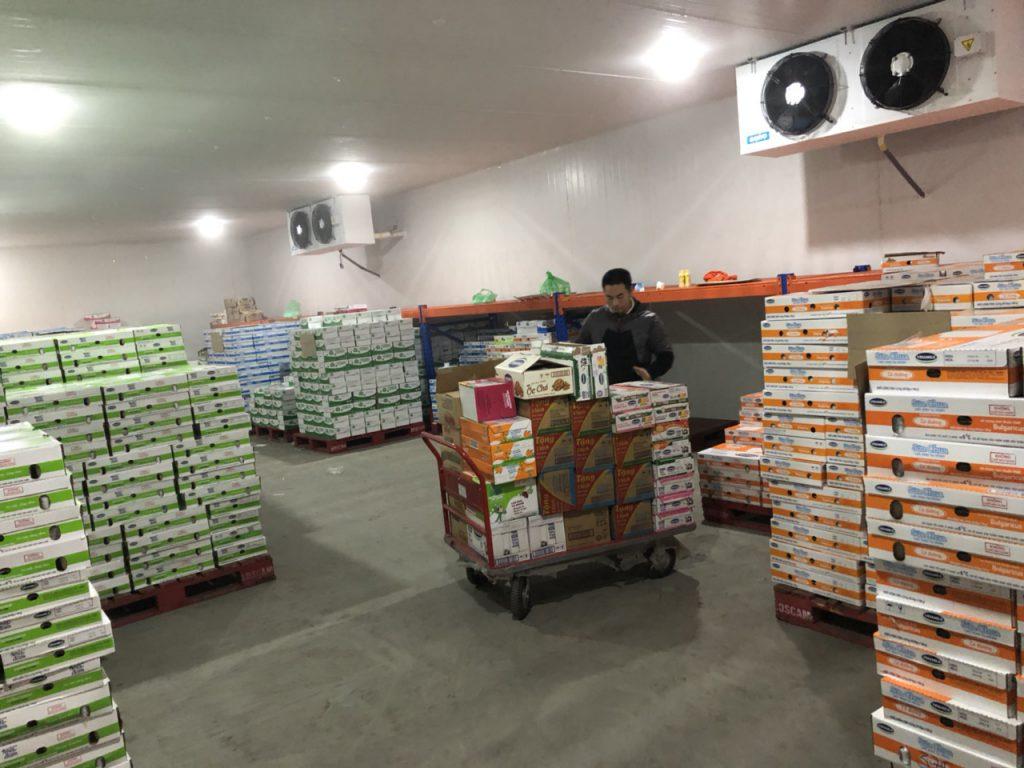 Đơn vị lắp đặt kho lạnh bảo quản sữa chua tốt nhất hiện nay