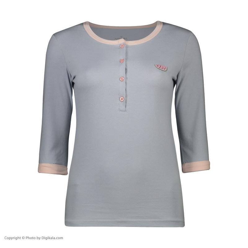 ست تی شرت و شلوار زنانه ناربن مدل 1521303-90