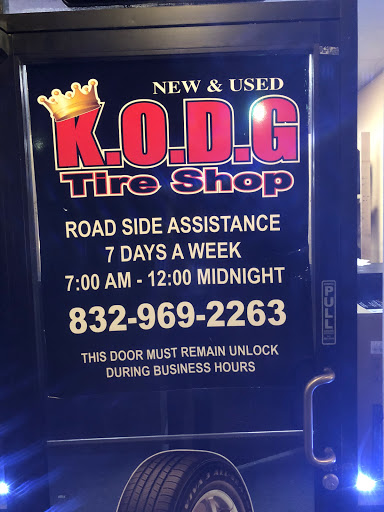 Kodg Tire Shop Tire Shop In Missouri City
