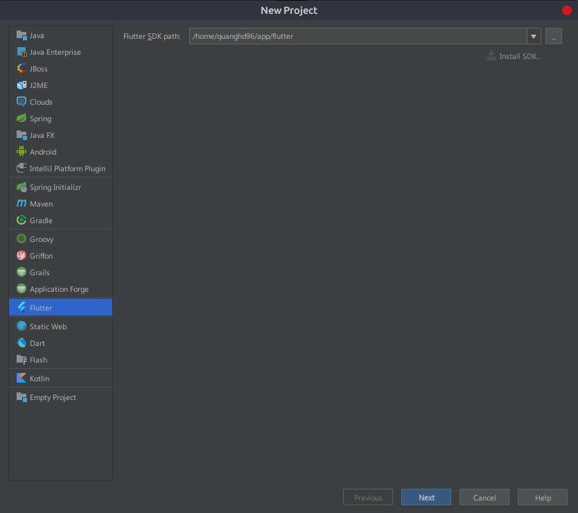 Lập trình ứng dụng chat đơn giản trên di động với Flutter