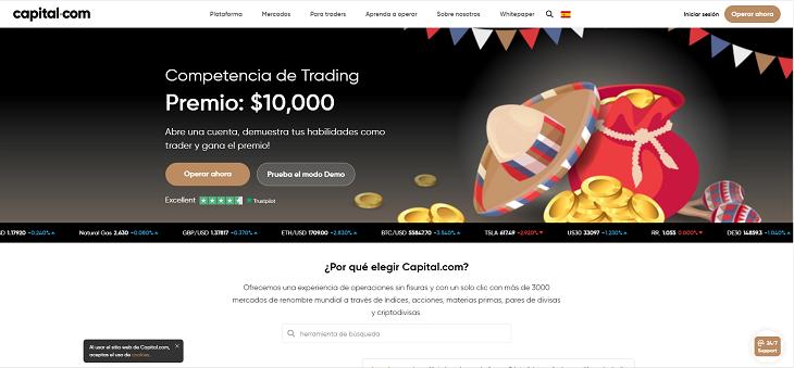 broker capital.com home