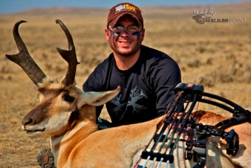 Trophy Bow Pronghorn Antelope