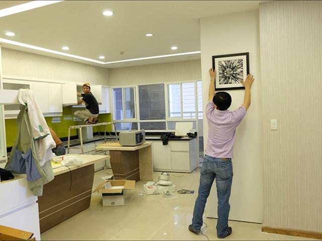 Giá sửa chữa nhà chung cư cao hơn so với sửa nhà cấp 4