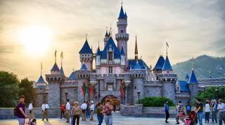 Disneyland - Tour Hongkong