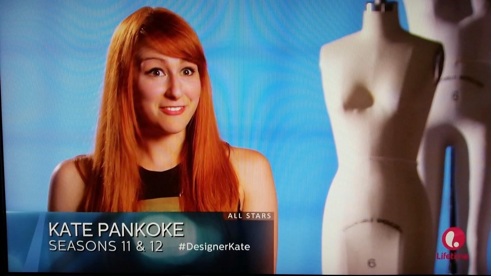 Kate Pankoke Project Runway All Stars