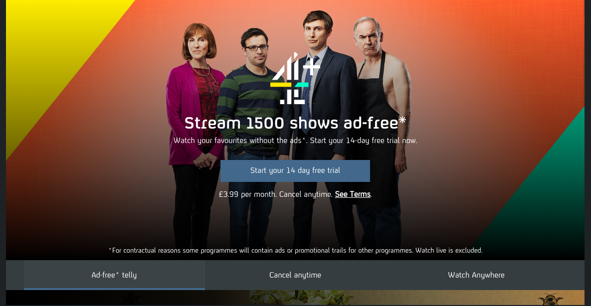 Paywalls for VOD and Video Streaming Websites