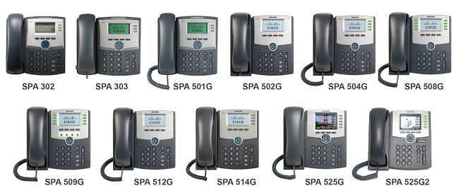 Cisco SPA502G IP Phone Driver