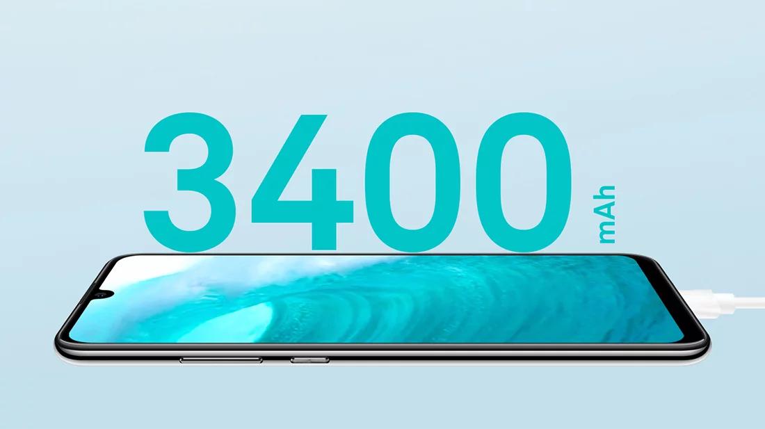 Емкость аккумулятора в Huawei P Smart 2019
