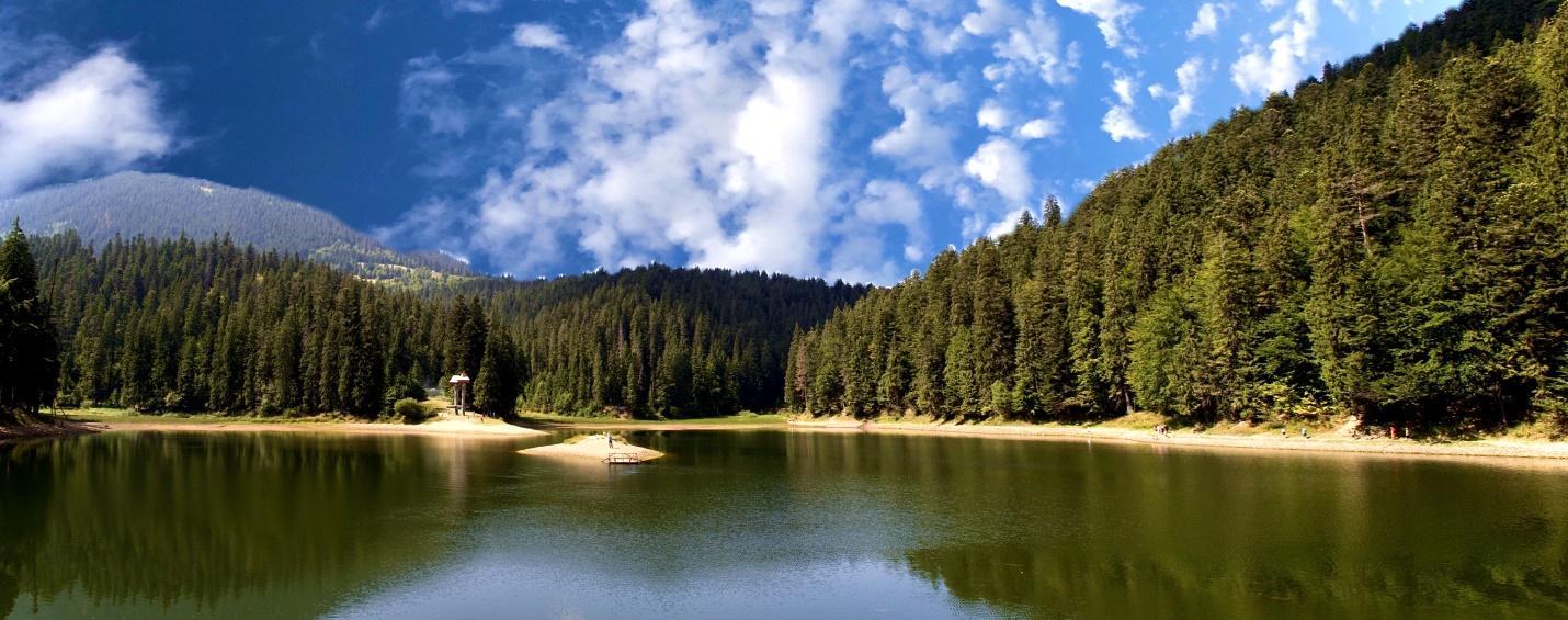 Балада про озеро Синевир – Блог про тури Україною