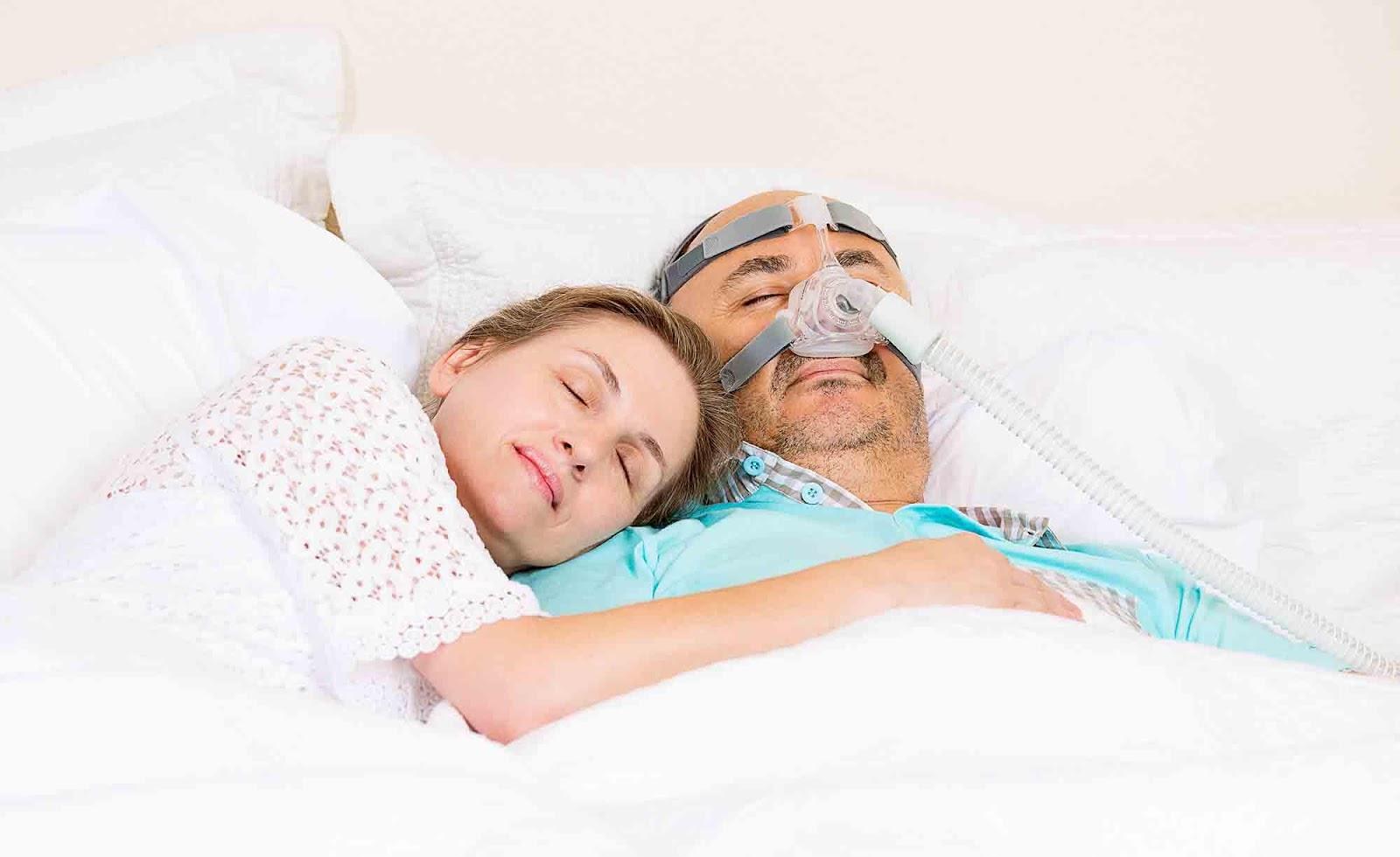 aparelho para parar roncar mascara nasal