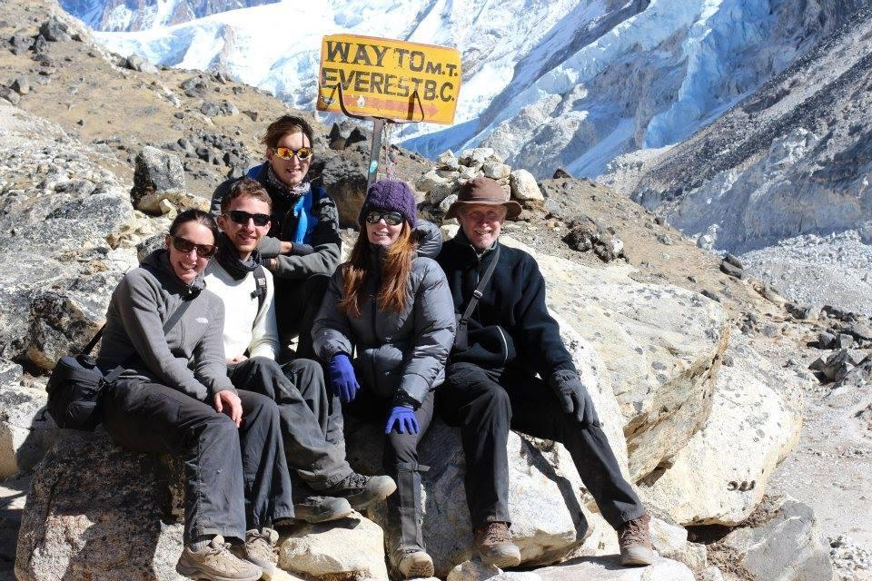 Everest Base Camp trek 3