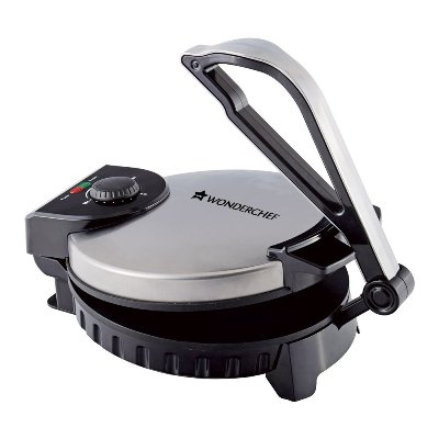 Wonderchef 1100 Watt Roti Maker