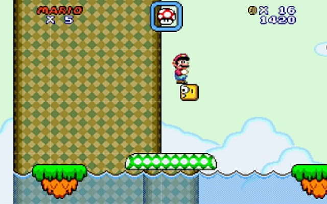 play documents mario on the web free