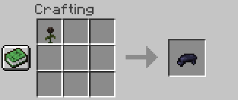 How to make black dyes in Minecraft 3