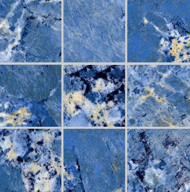 cerâmica Morea em tons de azul