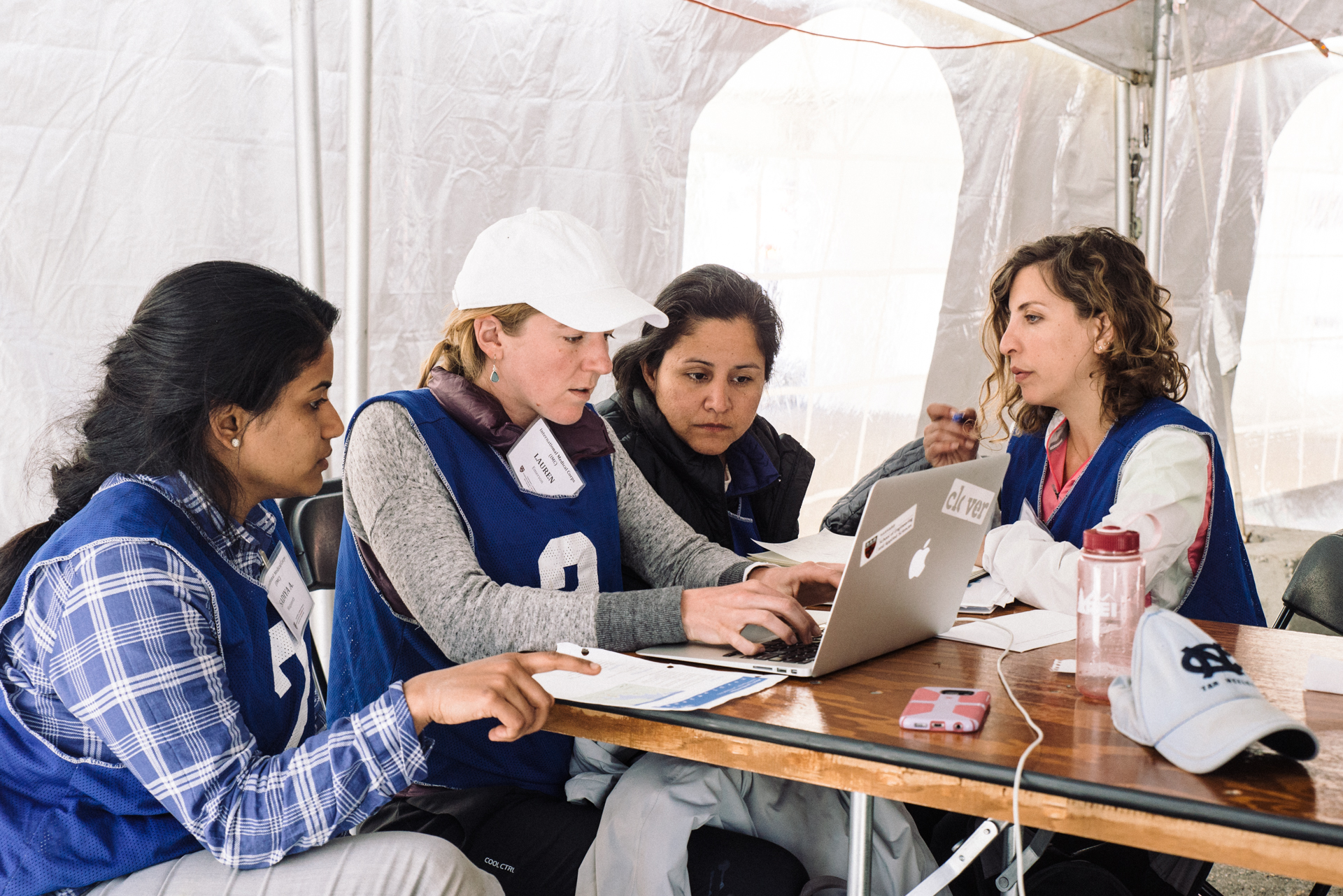 Students participate in annual Harvard Humanitarian Initiative Simulation Exercise