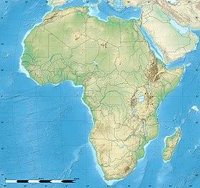(Voir situation sur carte: Afrique)