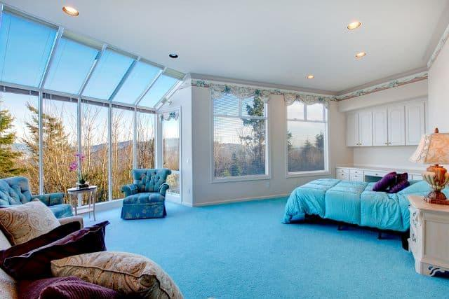 Best Blue Sky Bedroom