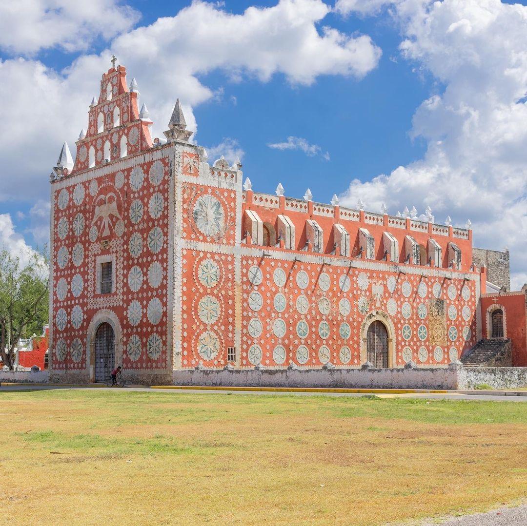 Iglesia Uayma, Yucatan