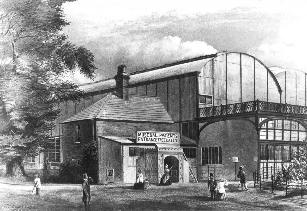 Exhibition Road 1863