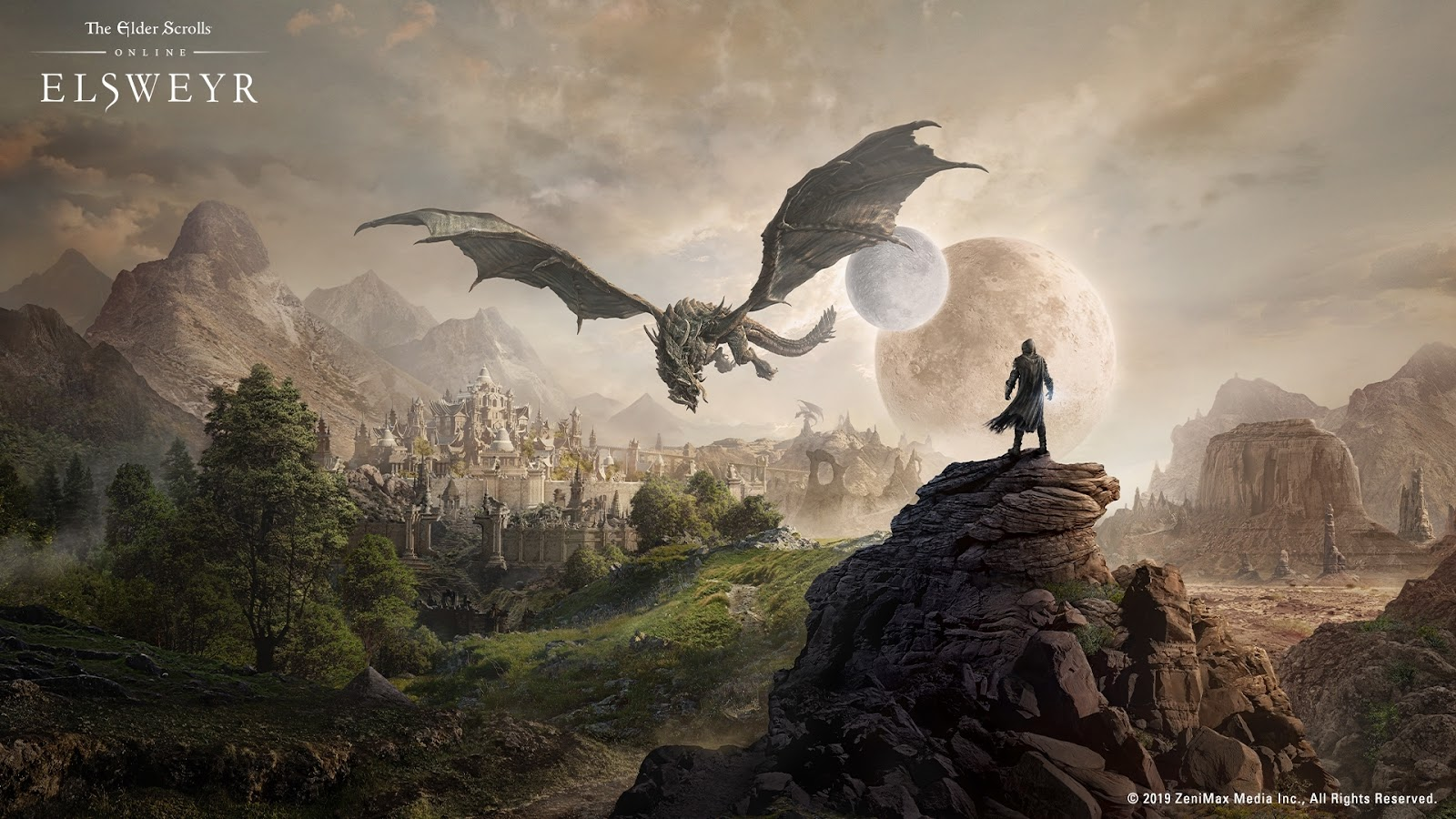 Why The Elder Scrolls Online is better than World of Warcraft