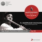 From the NCPA Archives: Hariprasad Chourasia (Remastered)
