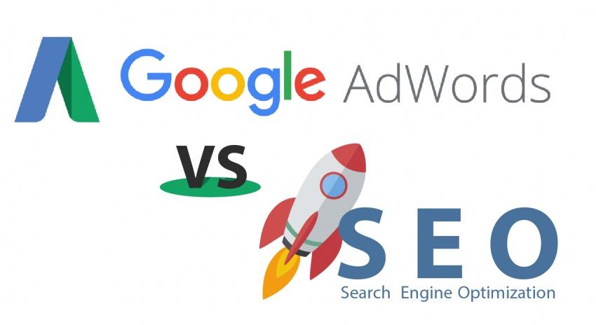 Image result for google adwords và seo