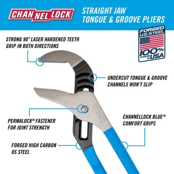 Channel Locks parts description