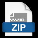 File Format Zip-128x128