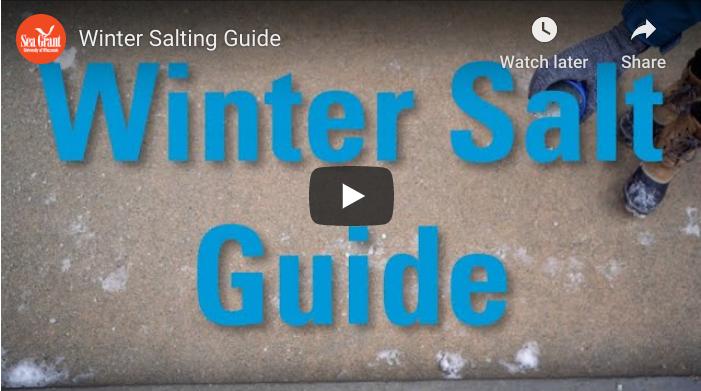 Winter Salting Guide